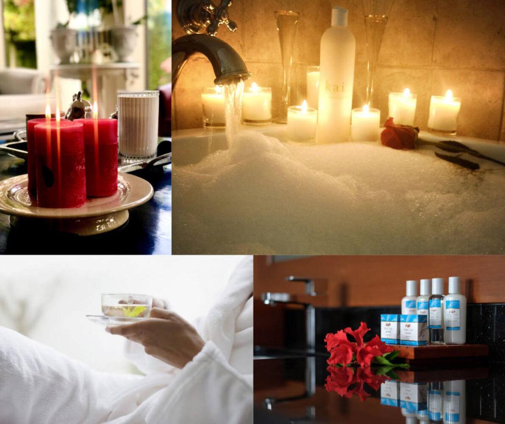 Pure Fiji bath and body home spa