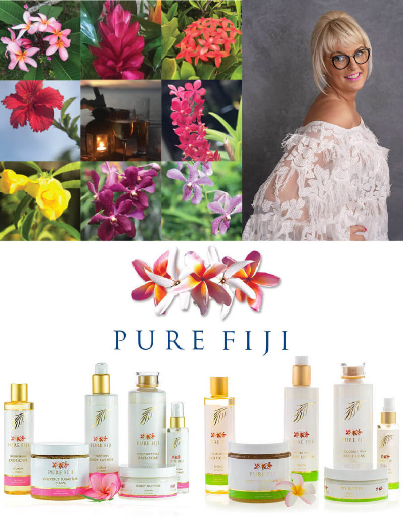 Pure Fiji at V for Hair and Beauty