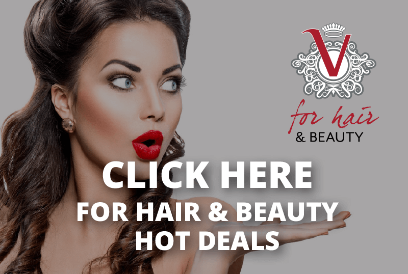 V for Hair and Beauty deals