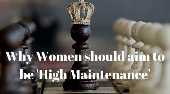 High maintenance, V for Hair & Beauty, Merivale
