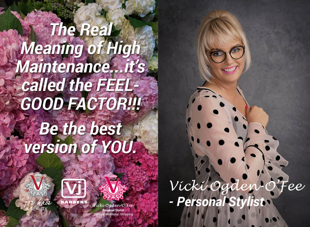 Vicki Quote Meaning of High Maintenance