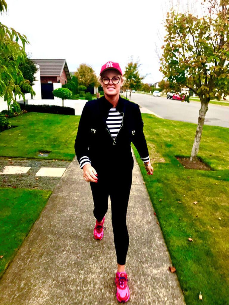 Walking Vicki