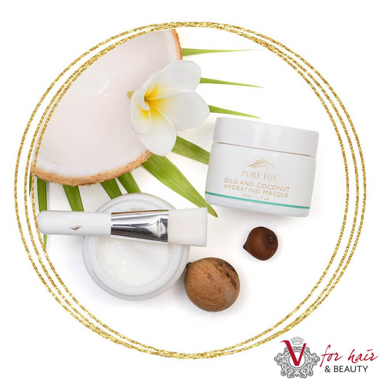 Dilo and Coconut Hydrating Masque