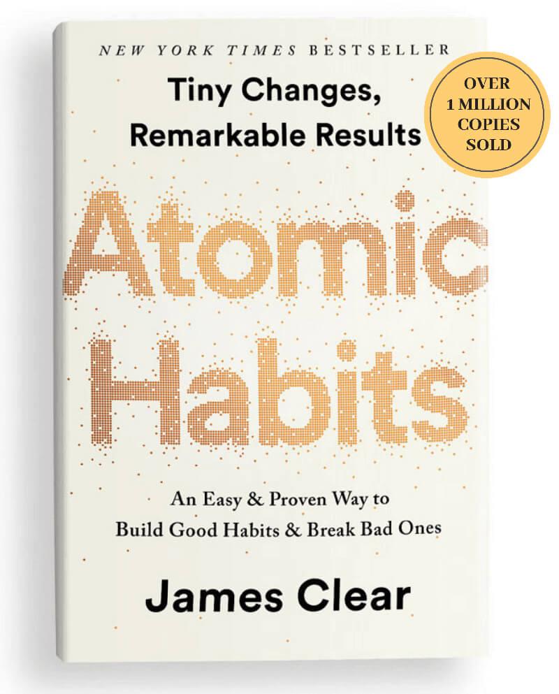 Atomic Habits preferred book
