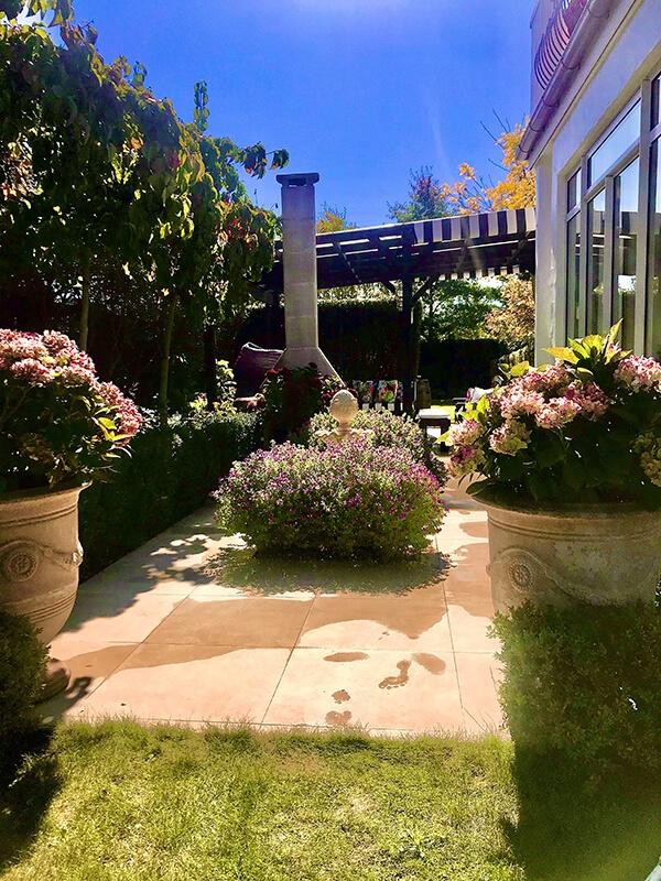 Vicki garden
