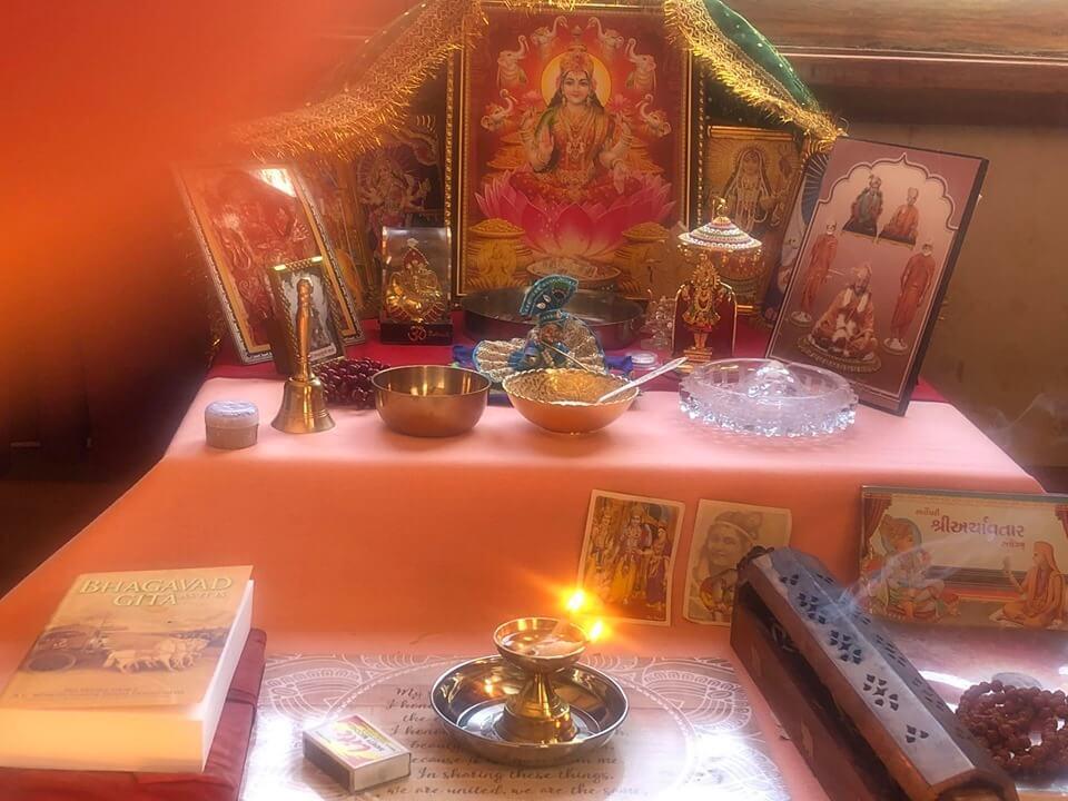 Ankita prayer time