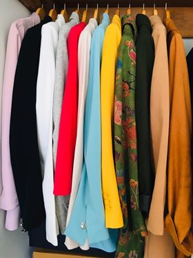 Ashmi wardrobe