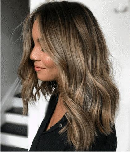 Hair Trends 2020 waves