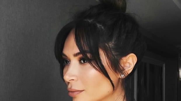 Hair Trends 2020 bangs