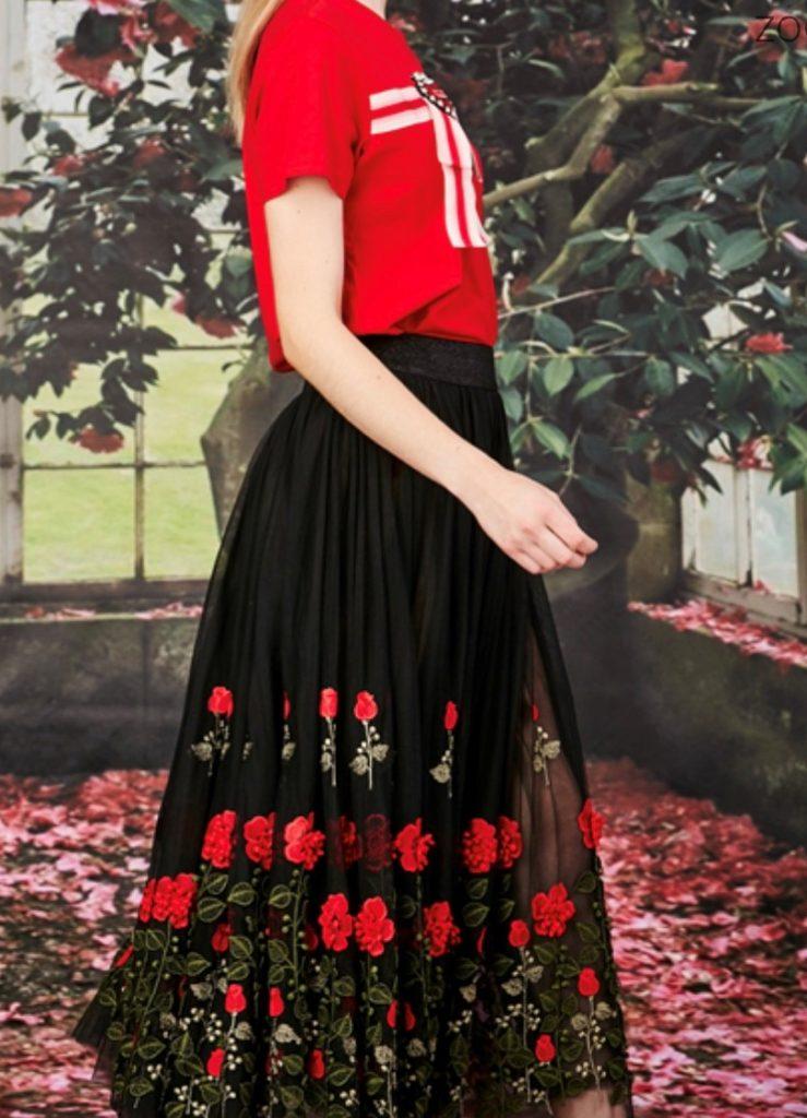 Fashion Trends 2020 - tule skirt