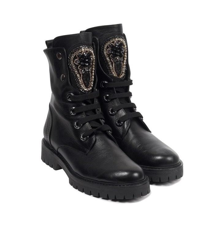 Shoe Trends 2020 - embellished-boots