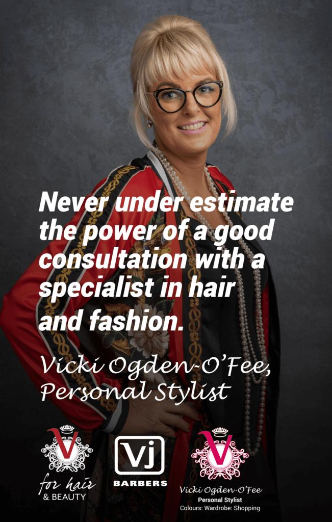 Personal Stylist Vicki