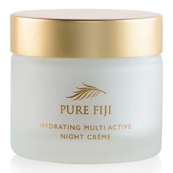 Pure Fiji Hydrating Multi-Active Night Creme