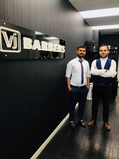 VJ Barbers - Christchurch, Merivale