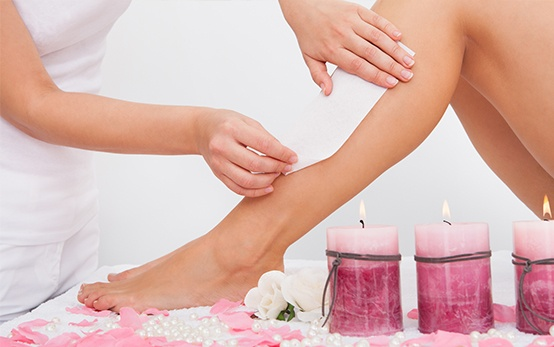 Beautiful leg arm waxing v for hair and beauty merivale christchurch