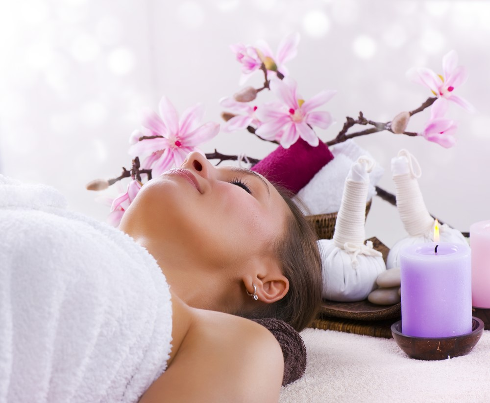 relax and pamper