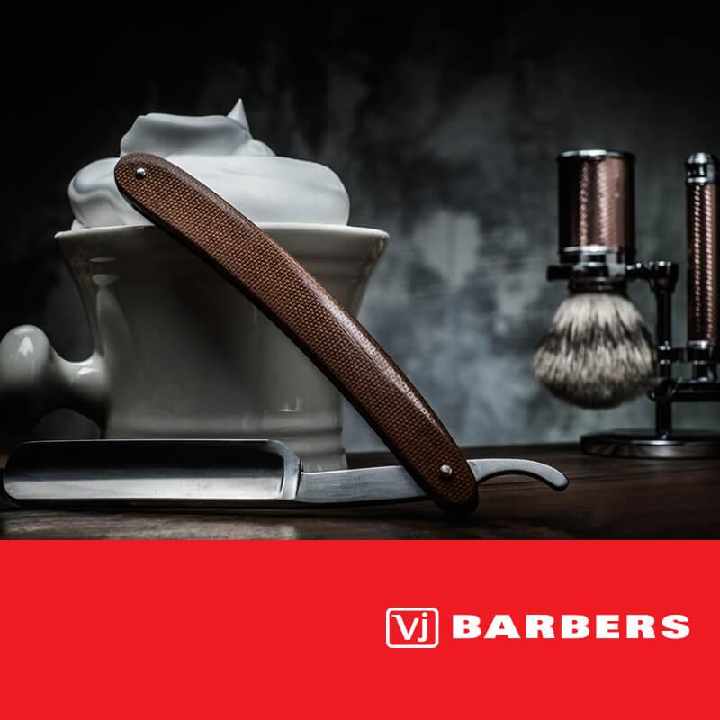 Men's Total Premium Grooming Package - VJ Barbers