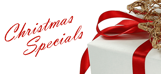 Christmas special at V for hair and beauty