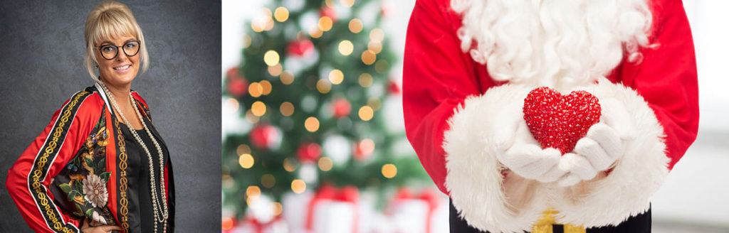 Christmas at V for Hair and Beauty