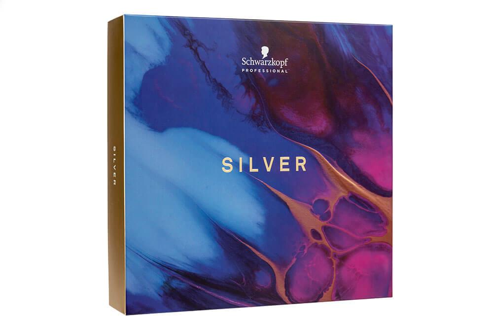 Schwarzkopf Silver Christmas Pack