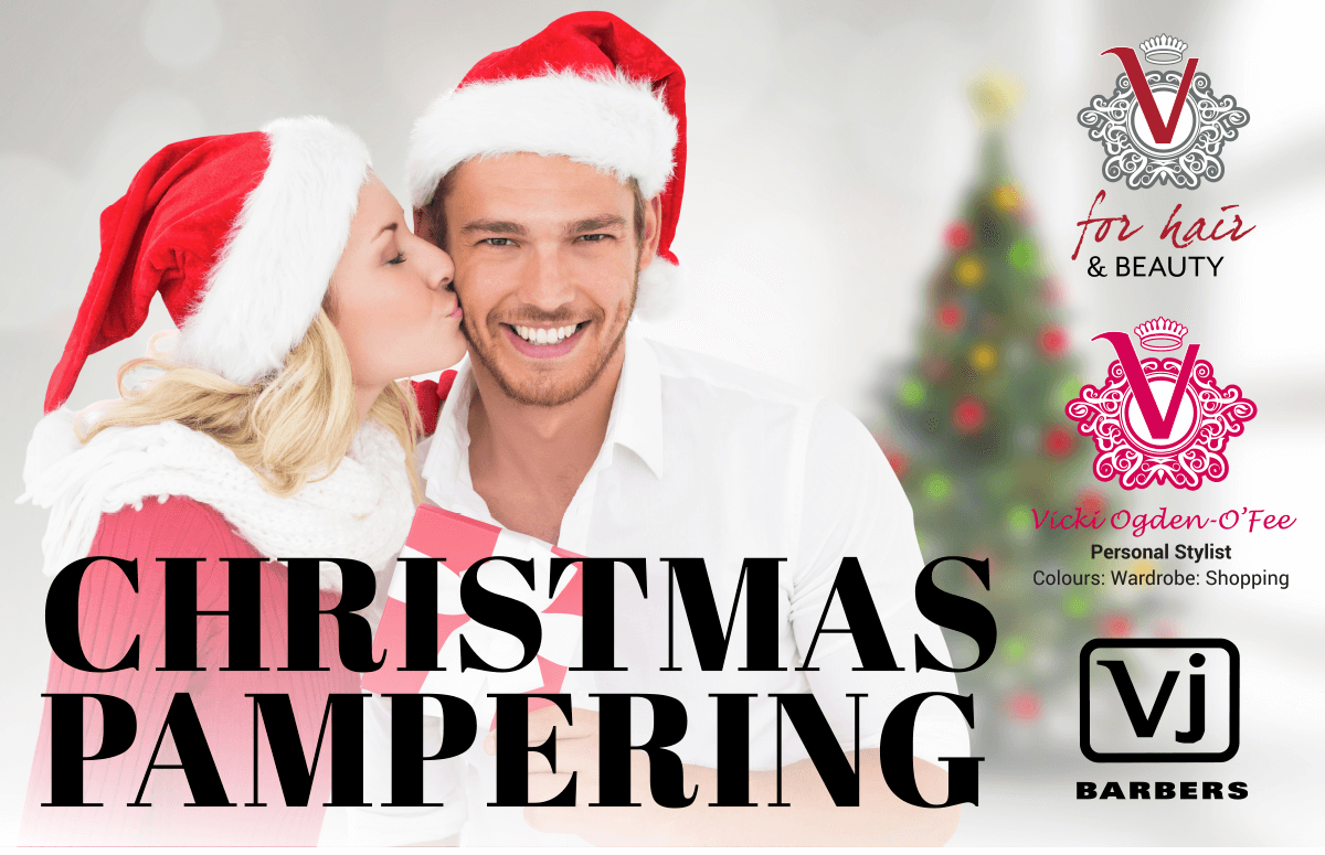 Christmas Pampering V for Hair and Beauty, Merivale