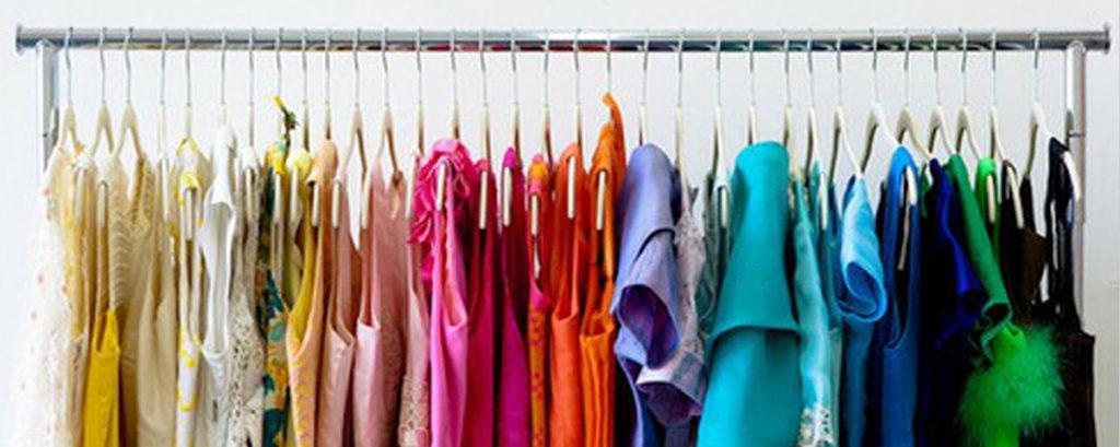 Wardrobe color co-ordination