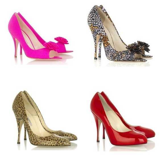 Beautiful pumps women's shoes