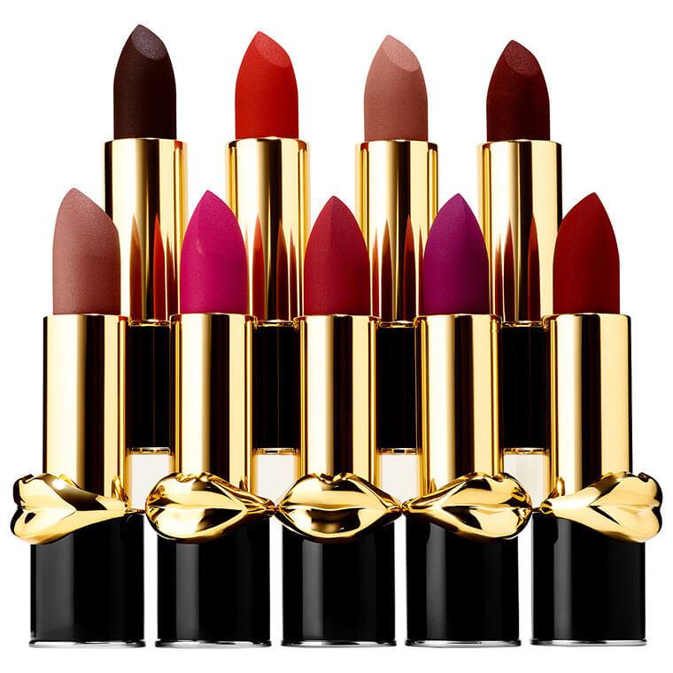 Lipstick color co-ordination