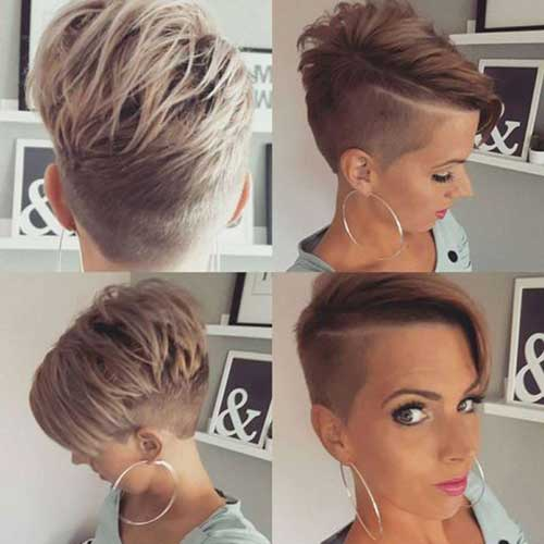 Hair trends at V for hair and beauty, Merivale