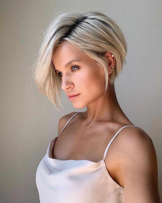 Short and sexy hair cut - V for Hair & Beauty, Merivale