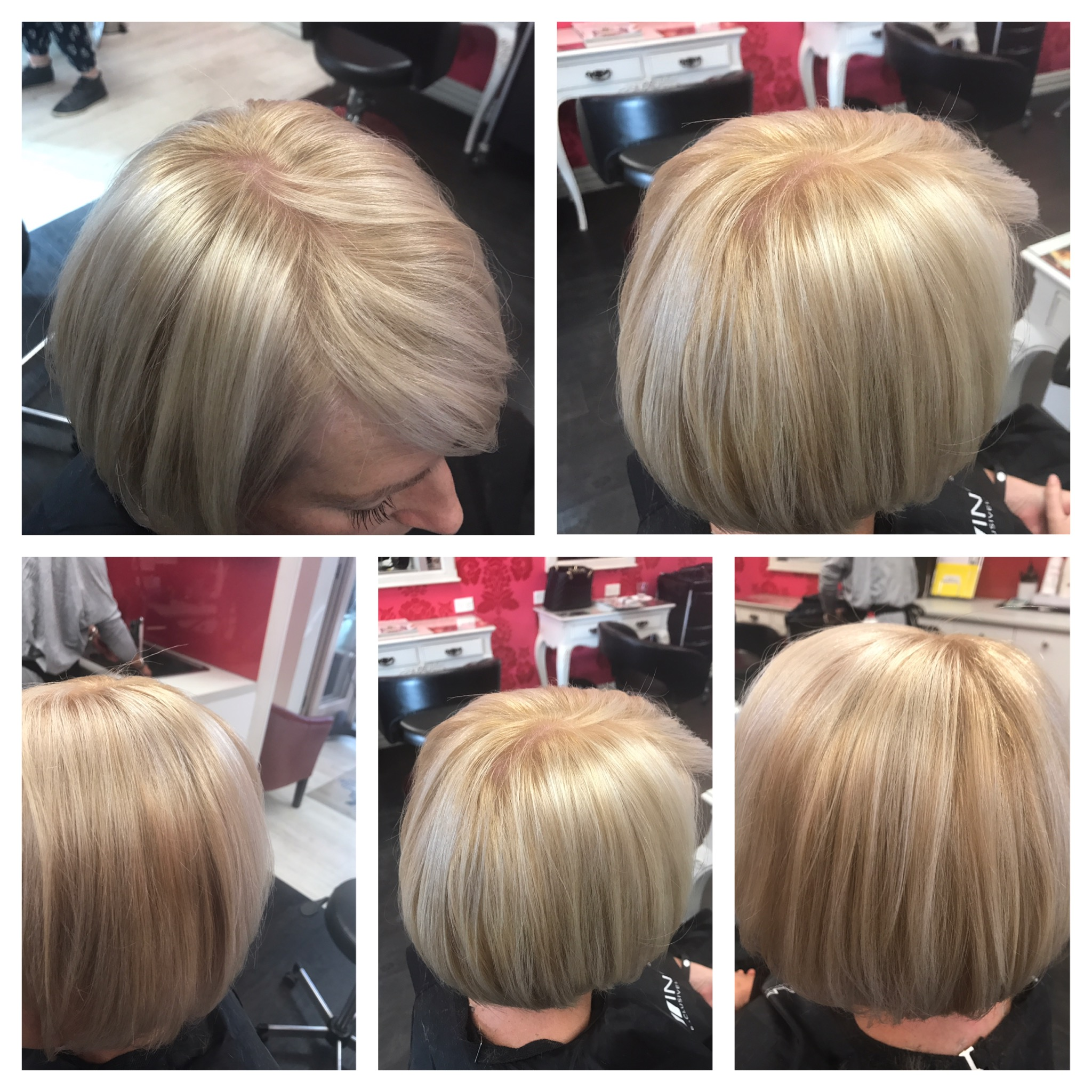 Natural champagne toner hair v for hair and beauty, Merivale