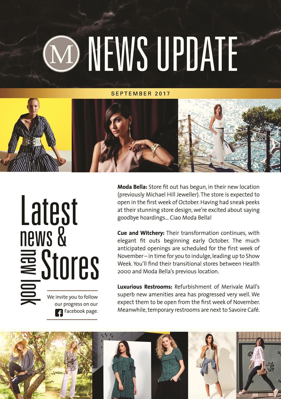 Merivale news