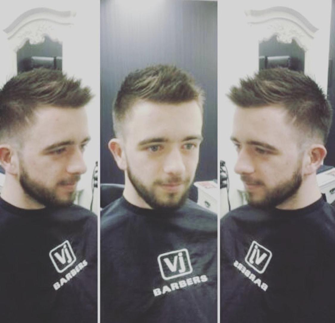 VJ barbers styling
