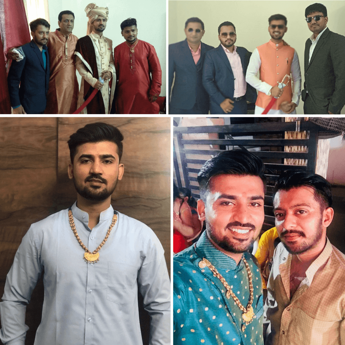 V for Hair and Beauty - Gokuls Wedding