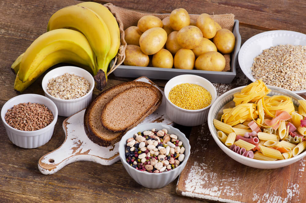 Carbohydrates are necessary in a balanced diet