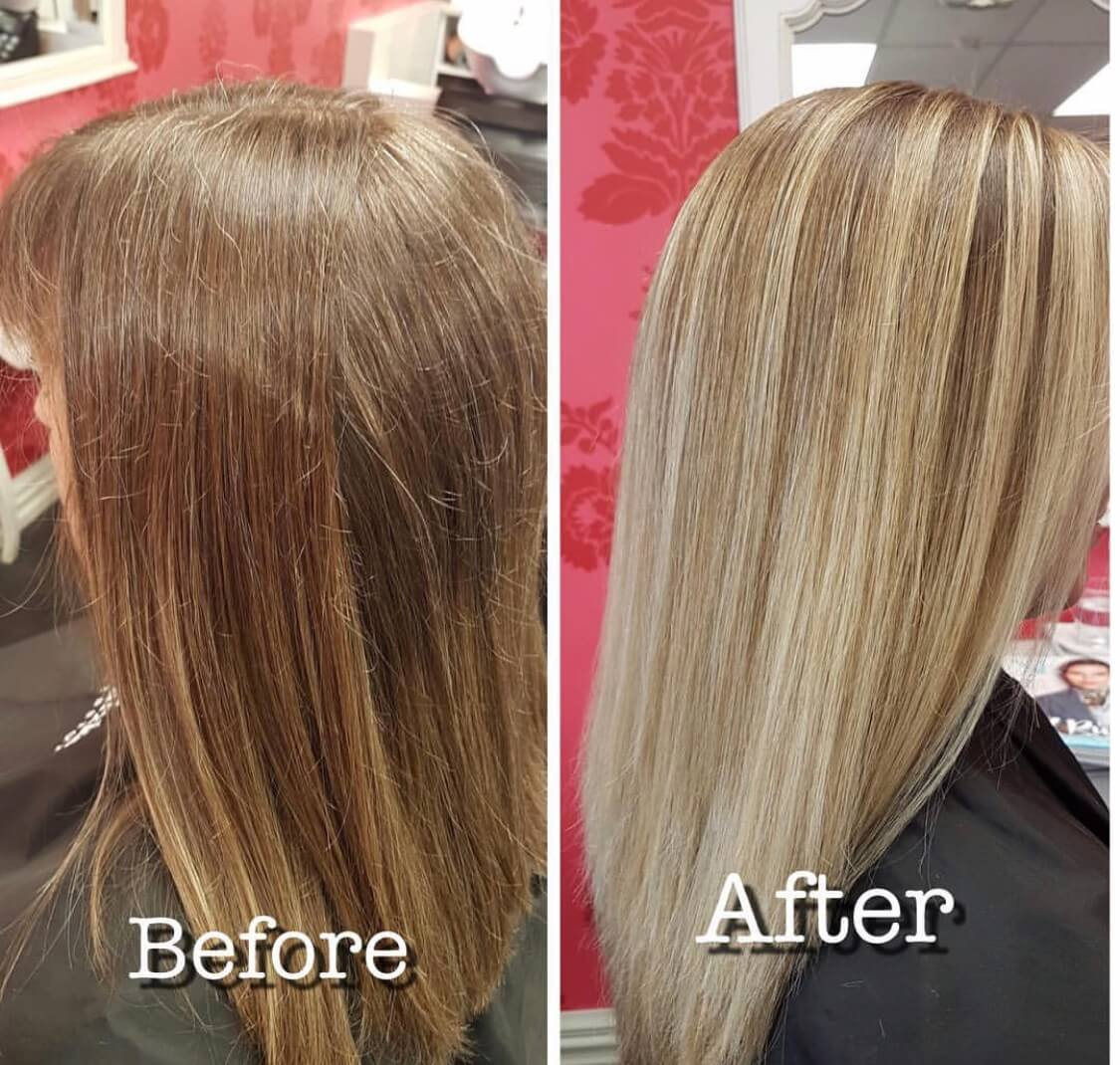 Ombre by Executive Stylist Daniel