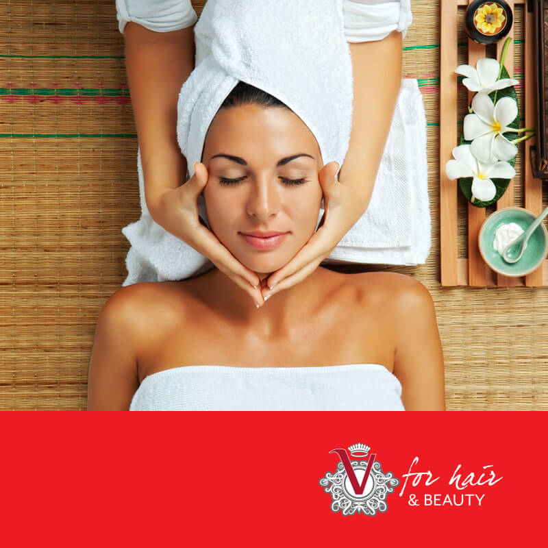 Pamper Yourself - V for Hair & Beauty
