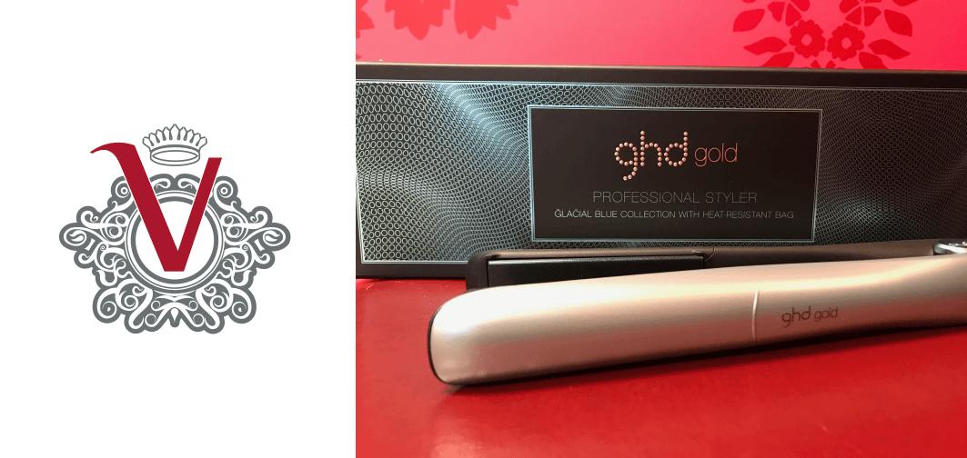 GHD GOLD – Glacial Blue Range