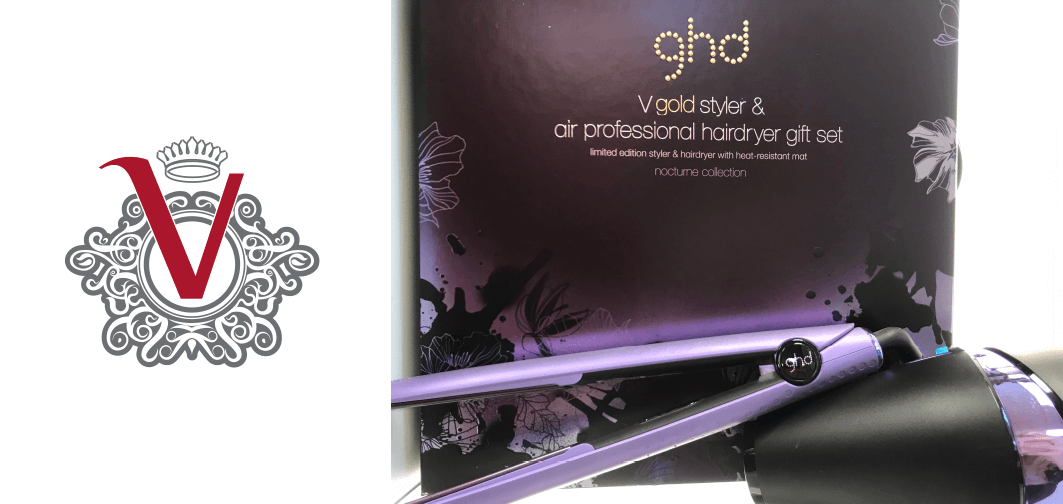 GHD Dry & Style Nocturne Gift Set