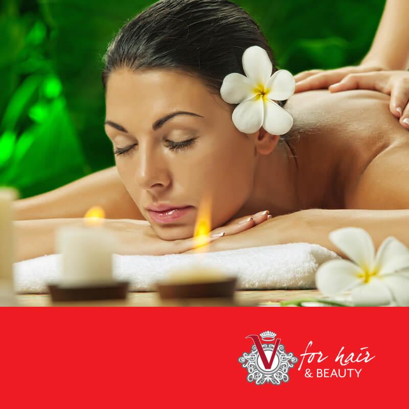 Body Rejuvenation & Massage - V for Hair & Beauty