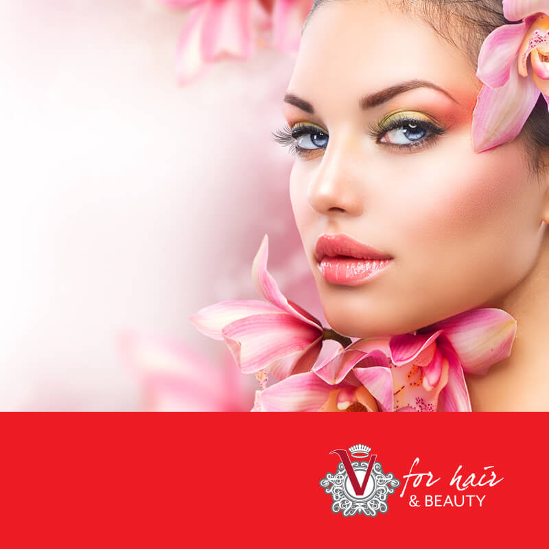 Beauty Makeover Package - V for Hair & Beauty
