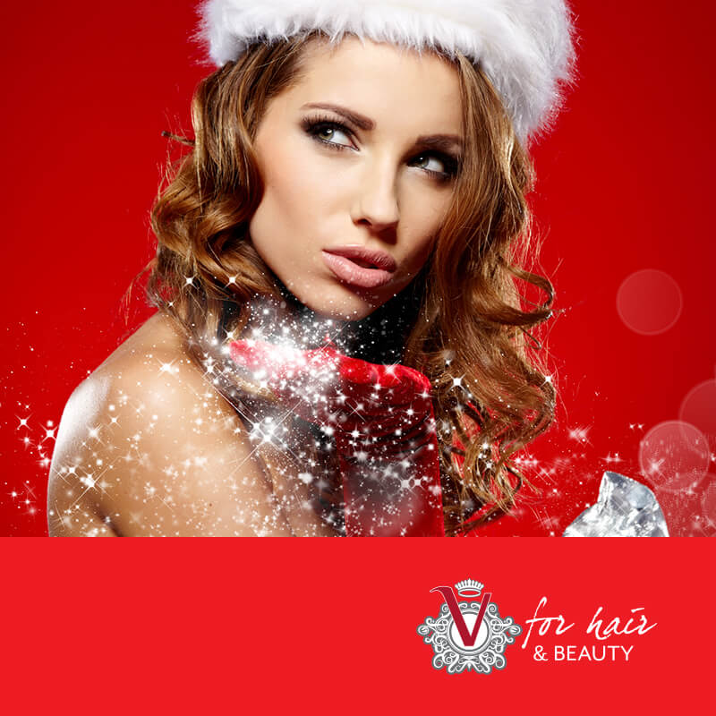 I Love Pampering Christmas Package - V for Hair & Beauty