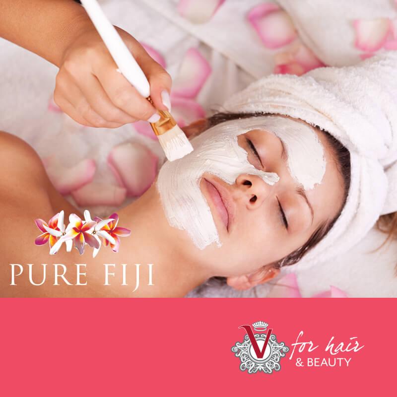 Pure Fiji Purifying Facial - V for Hair & Beauty