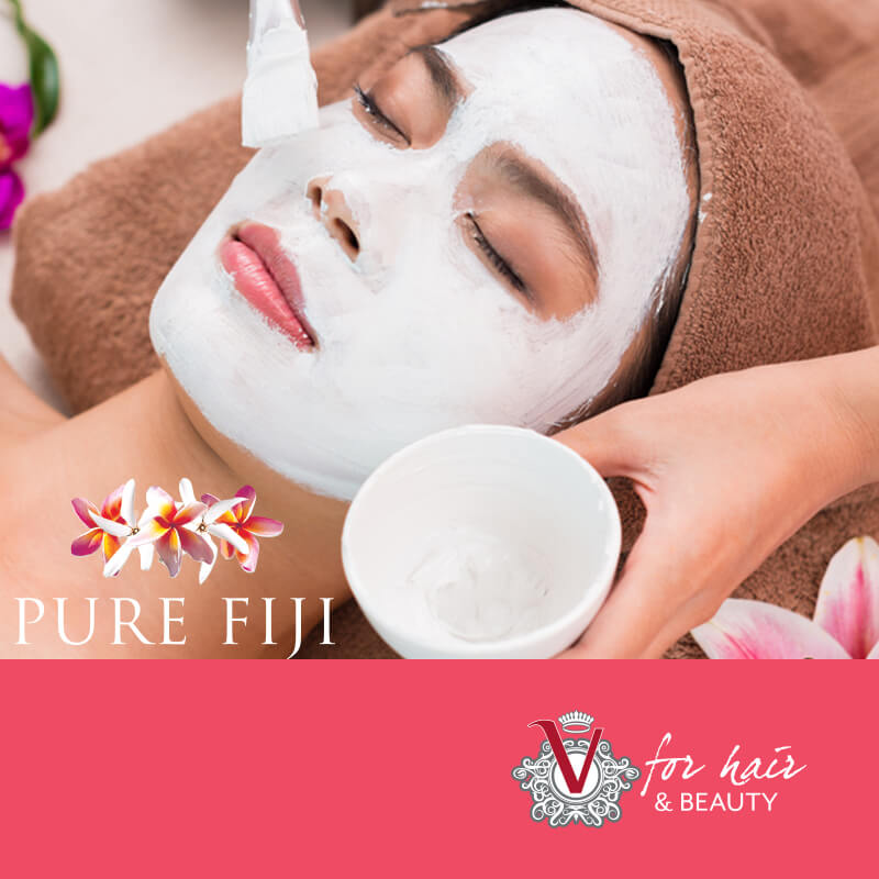 Pure Fiji Firming Facial - V for Hair & Beauty