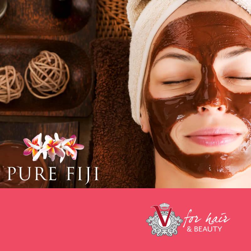 Pure Fiji Exfoliating Facial - V for Hair & Beauty