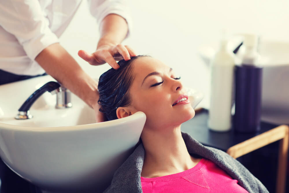 Not only is this service amazing for your hair's health, it is time out for you!