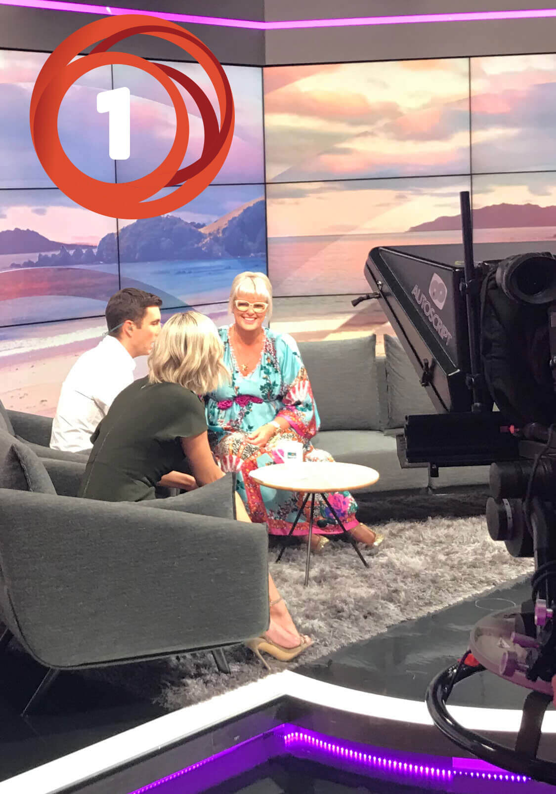 Going Grey Gracefully on tvnz