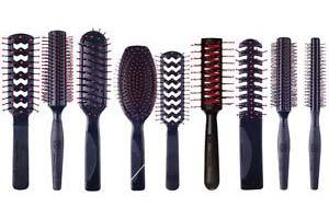 hair brushes