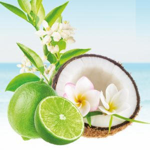 Beauty products from paradise, Pure Fiji lotions.