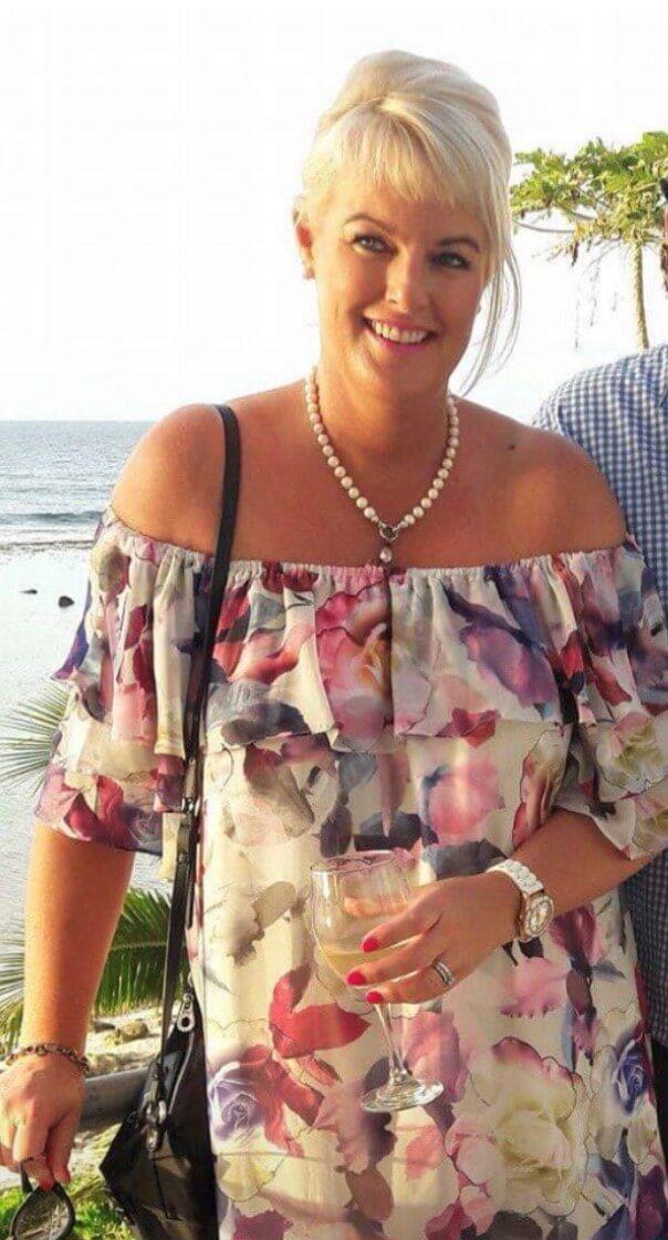 Vicki - Cream Dress